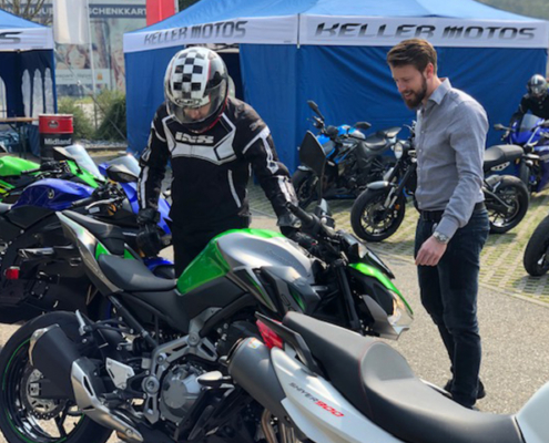 Keller Motos Test Days April 2019