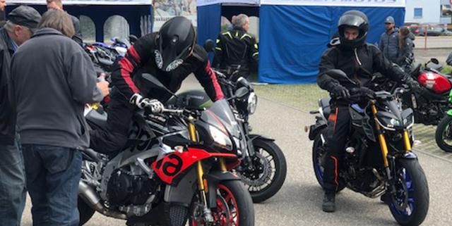 Keller Motos Test Days April 2019