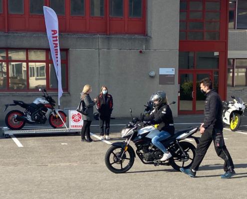 Yamaha Roadshow 2021 bei Keller Motos