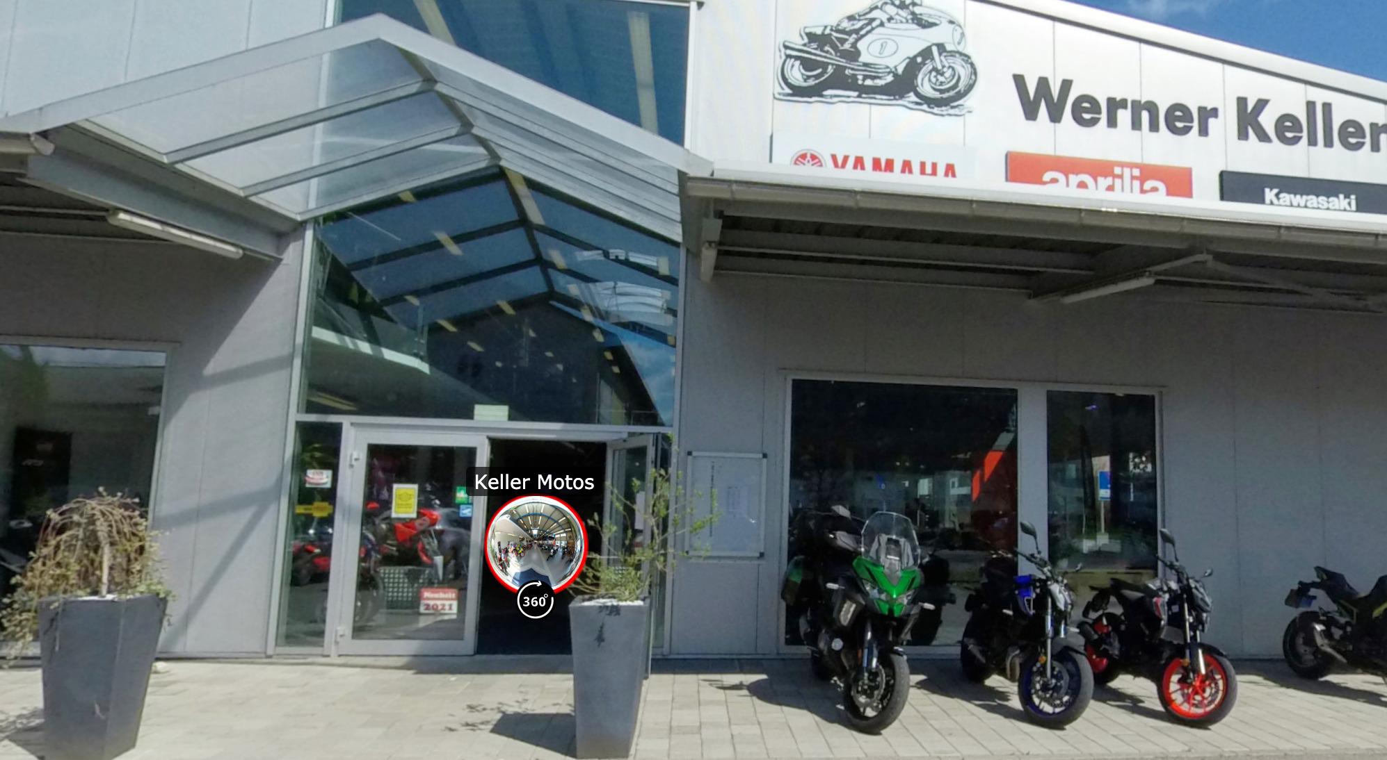 Virtuelle Tour Keller Motos